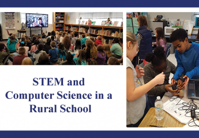 STEM and Computer Science In a Rural School