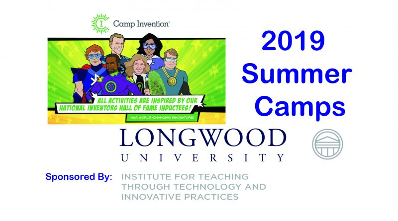 STEM Camps, Summer 2018