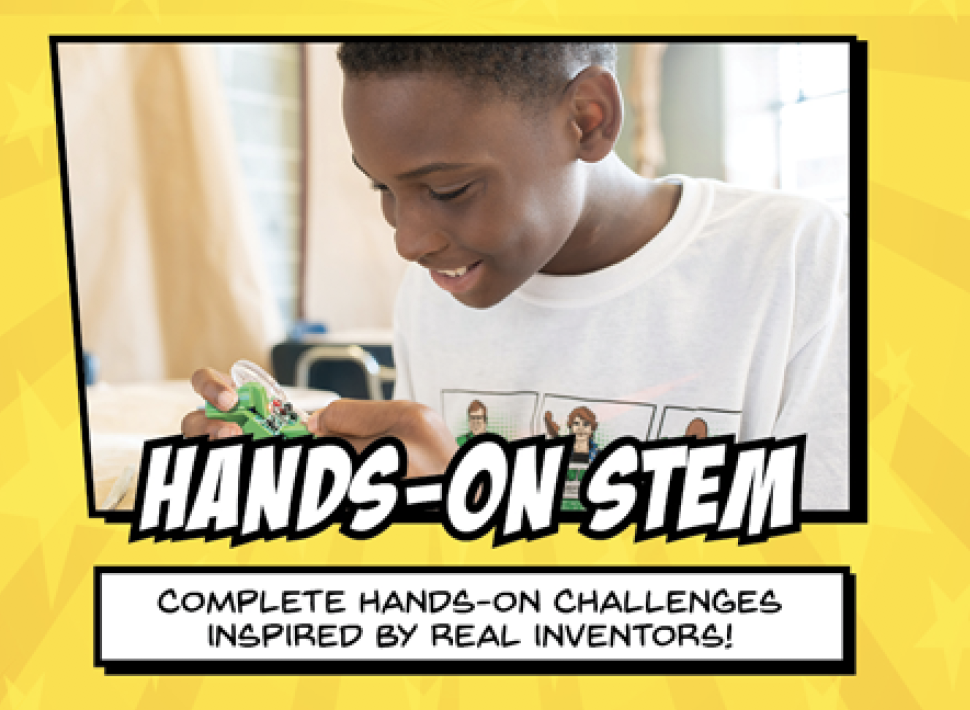 Camp Invention image